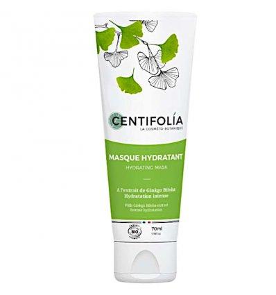 Masque Visage Hydratant Extrait de Gingko Biloba Bio - CENTIFOLIA