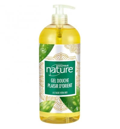 Gel Douche Plaisir d'Orient Bio - Boutique Nature