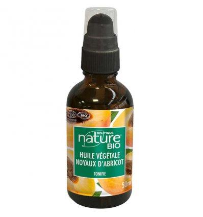 Huile Végétale Noyau Abricot Bio - BOUTIQUE NATURE