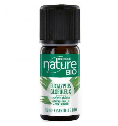 Huile Essentielle Eucalyptus Globuleux Bio - BOUTIQUE NATURE