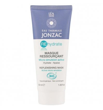 EAU THERMALE JONZAC - Masque Visage Hydratant Eau Thermale Jonzac - 50 ml