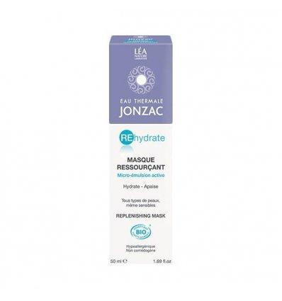 EAU THERMALE JONZAC - Masque Peau Seche et Sensible Eau Thermale Jonzac - 50 ml