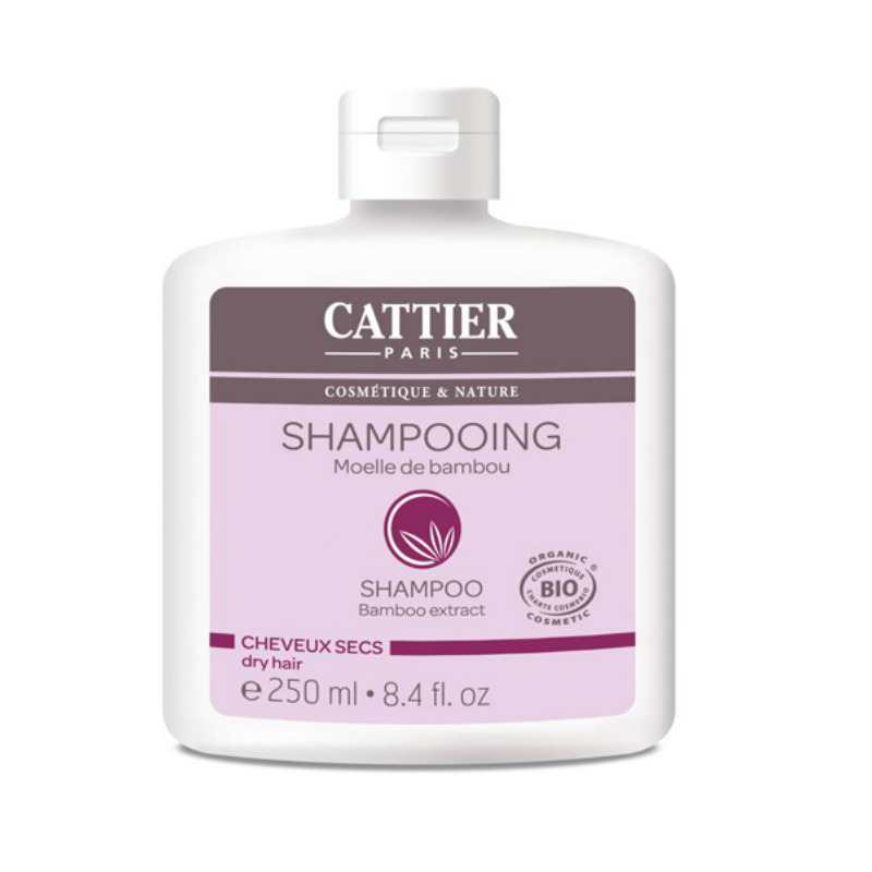 Shampoing au Bambou Bio pour cheveux secs