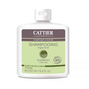 Shampoing Bio à l'argile cheveux qui graisse