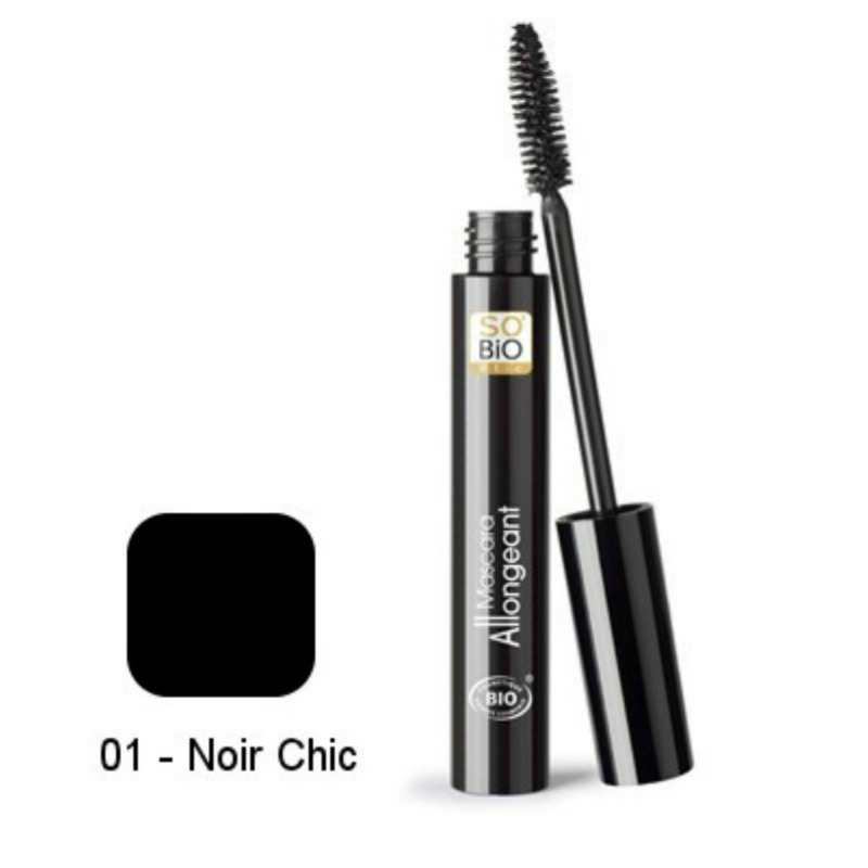 Mascara allongeant SO'BIO étic