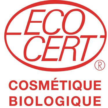 Certification Ecocert du déodorant Bio Biokarité