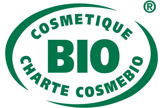 Label Cosmébio du déodorant Bio Biokarité