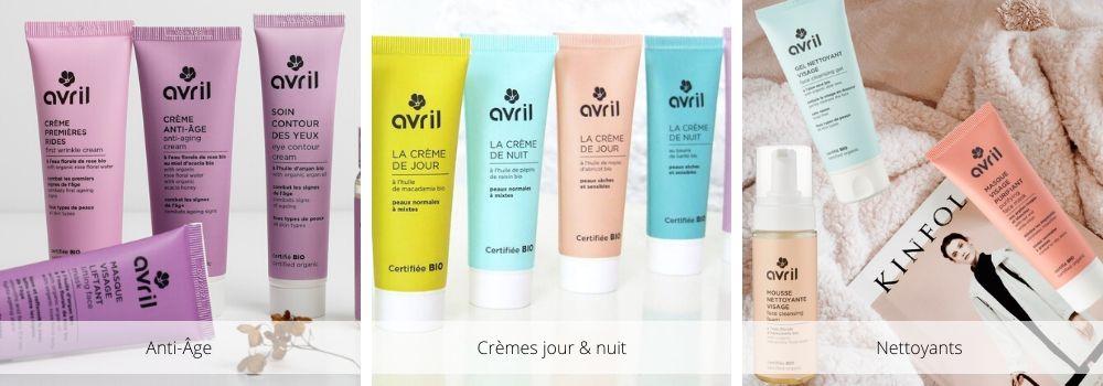 Crème Visage Avril Beauté