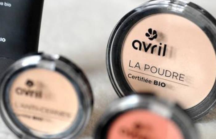 Cosmétique et Maquillage Bio Avril Beauté