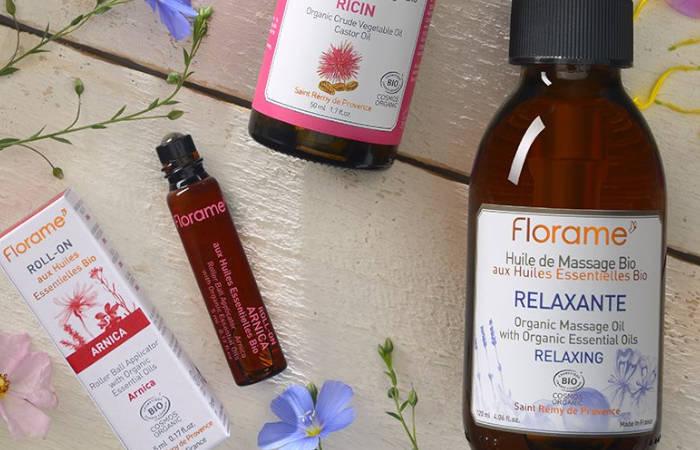 Huiles de Massage Bio Florame