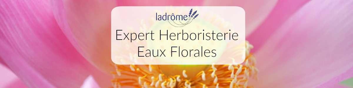 Eau Florale Bio Ladrome