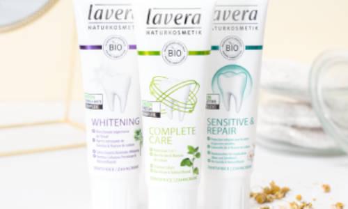 Dentifrice Bio Lavera