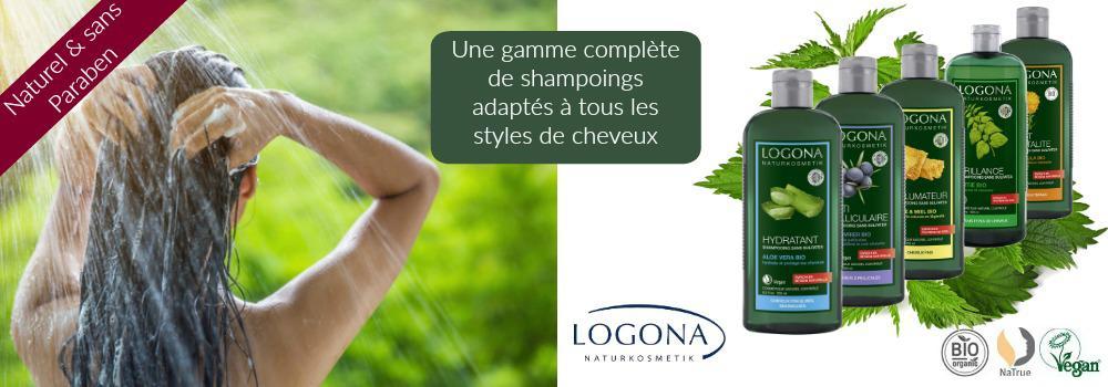 Shampoing Logona