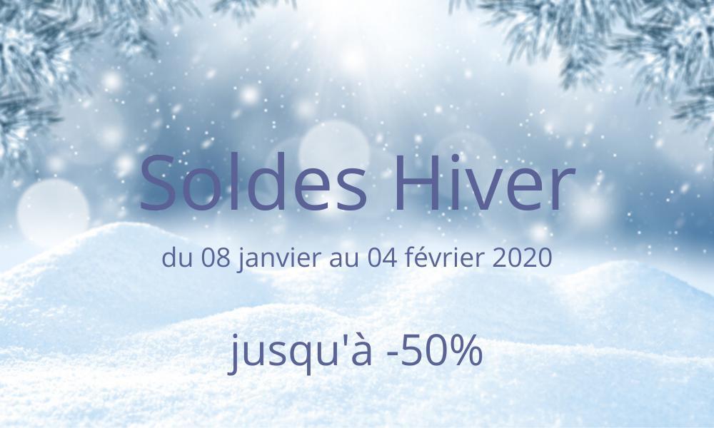 Soldes hiver 2019 cosmétique Bio